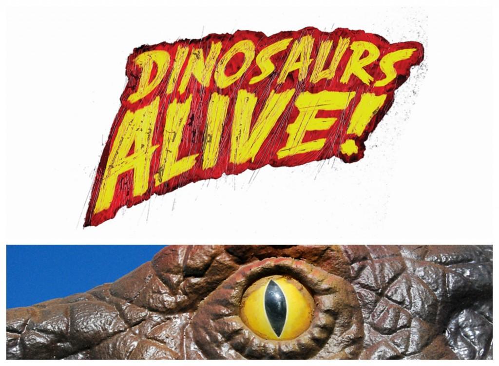 DinosAliveTeaserCollage