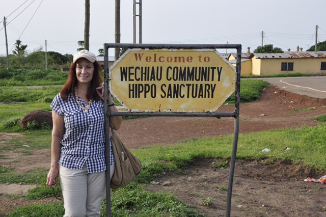 Andrea Brussa travelled to Ghana, to witness the impact that various conservation projects have left on the community of Wechiau.