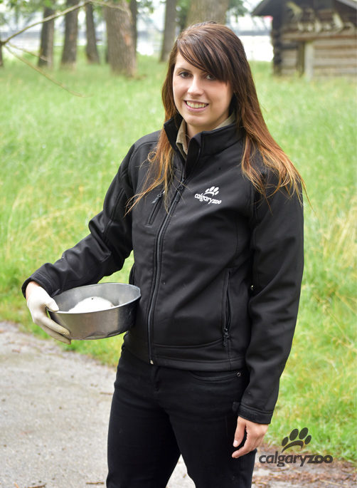 Meet Michelle Benzen, one of the featured keepers during National Zoo Keeper Week 2016.