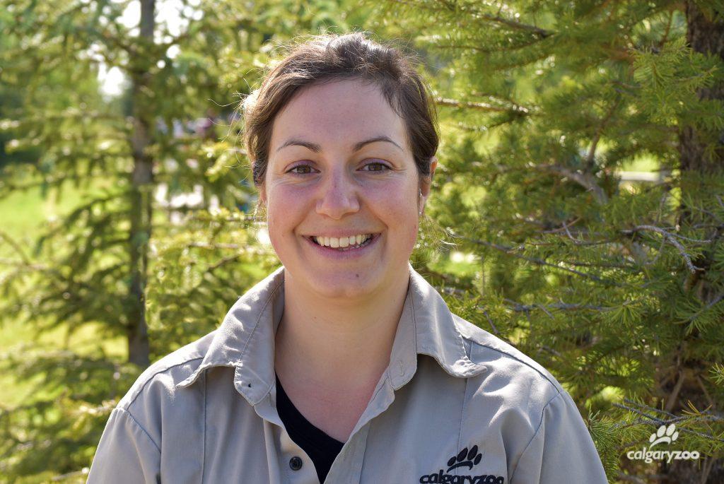 Meet the keeper: Amy Bowden