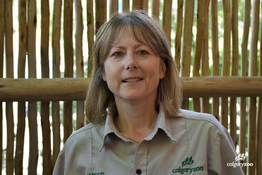 Meet the keeper: Jennifer Long.