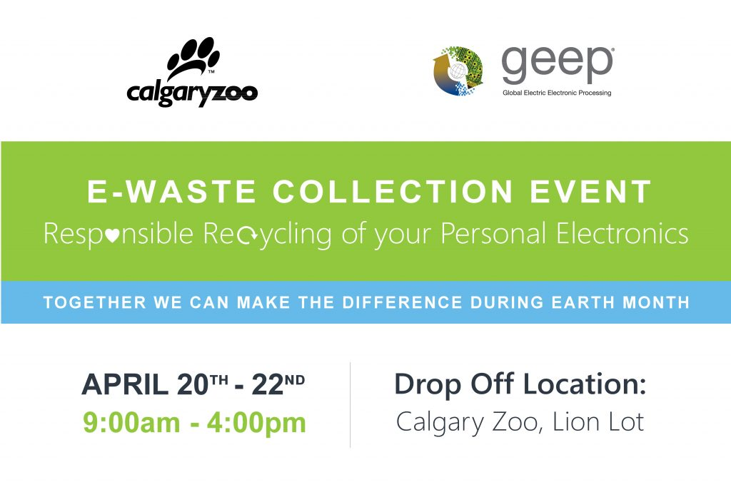 GEEP Recycle event 2018 - 1
