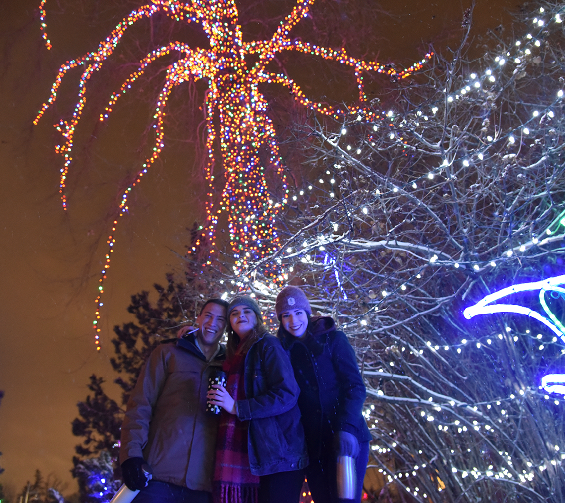 THE 8 MOST INSTAGRAMMABLE SPOTS AT ZOOLIGHTS