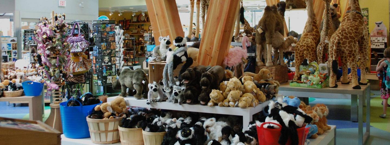 Calgary Zoo Gift Shop