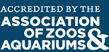 Accredited by the Association of Zoos & Aquariums